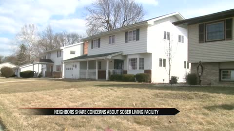 South Bend neighbors concerned with sober living home set to...